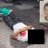 Violência: Garoto de apenas 17 anos de idade é morto a tiros em frente ao Estadio de Teixeira de Freitas
