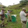 Medeiros Neto: Policiais fazem treinamento com novas armas