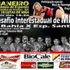 Dia 26 de janeiro acontecerá o Desafio Interestadual de MMA no Ginásio de Esportes