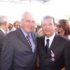 Secretário Wilson Brito recebe medalha do Mérito Policial Militar