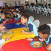 Escola Bom Pastor celebra culminância do projeto Alimentação Saudável