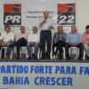 Ministro César Borges participa de encontro regional do PR em Teixeira de Freitas