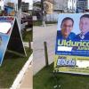 """Os candidatos Ubiratan Rocha """"Bocão"""" e o deputado Timóteo Brito afrontam decisão de Juiz eleitoral"""