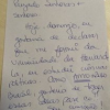 Ladrão devolve moto roubada com bilhete: 'joga no lixo'