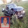 Acidente automobilístico mata uma pessoa e deixa duas feridas na BA-290 em Alcobaça