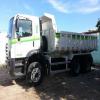 Prefeitura lamenta incidente com caminhão truck em Alcobaça
