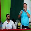 Prefeito Bernardo Olívio participa de comício nesta quinta-feira (18/9), em São José, com candidato a deputado Federal Ronaldo Carletto