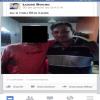 """""""Lucas Bocão"""" usa rede social para tentar desmentir processo de abandono de seu filho menor de idade"""
