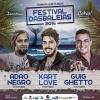 Adão Negro, Guig Guetto e Kart Love estão entre as atrações do Festival das Baleias em Alcobaça