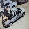 Criminosos invadem agência bancária e ferem três em assalto na Bahia