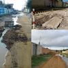 Obras de ampliação do sistema de esgotamento sanitário de Teixeira de Freitas estão empacadas desde 2009