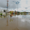 Chuva deixa 680 famílias desabrigadas na cidade de Bom Jesus da Lapa