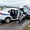 Acidente entre dois carros na BR-101 deixa pelo menos 7 mortos