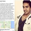 Médico Franch Campos perde a linha e causa revolta na internet ao chamar Alcobaça de fim de mundo e povo de atrasado