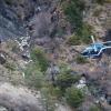 Corpos começam a ser retirados do local da queda do avião da Germanwings