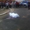 Garoto de 15 anos de idade morre atropelado por carreta de eucalipto no centro de Teixeira de Freitas; motorista foge sem prestar socorro a vitima