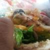 Estudante diz ter encontrado perna de barata em sanduíche da Subway