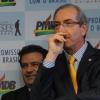 Eduardo Cunha segue no ataque ao governo: 'A história não reserva espaço a covardes'