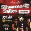 Silvano Salles faz a festa dia 28 de Novembro no Clube Jacarandá