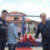 Escola de Tempo Integral é inaugurada pelo Prefeito Betão juntamente com ACM Neto em Lajedão-BA