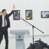 Imagens fortes: Atirador mata embaixador da Rússia na Turquia; assista vídeo