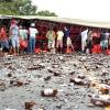 Três ficam feridos em acidentes com carretas carregadas de cerveja na BA