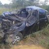 Conquista: Homem morre e restante da família fica ferida na BR-116 em José Gonçalves