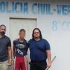 Vereda: Adolescente de 17 anos tenta matar o pai a pauladas e acaba apreendido pela Polícia Civil