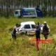 Acidente na BA 290 é registrado pela PRE: Vítima foi socorrida para Hospital de Alcobaça