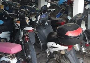Polícia Civil de Nova Viçosa inicia Operação Moto Legal e apreende 21 motos