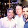 Paulinho Toa Toa participa de evento do Democratas com ACM Neto e Paulo Azi
