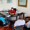 Prefeitura de Caravelas e Banco do Nordeste se reúnem buscando meios de impulsionar o empreendedorismo e a geração de emprego e renda no município