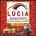 01- Lúcia Despachante- Seu veiculo emplacado com agilidade !