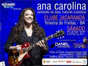 Banner Interativo Ana Carolina